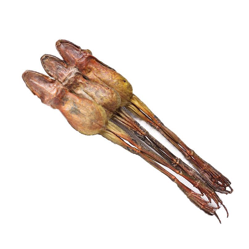 林蛙干整支 足干雪蛤干蛤蟆干整只批发